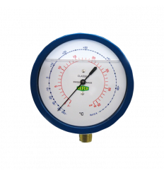 "MANOMETER - REFCO - M2-255-DS-R32 - LP - R32/R410A 1/8"" NPT - 68"