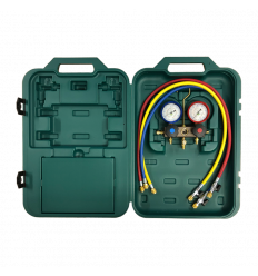 REFCO MANOMETERSTÄLL M2-3-DELUXE-DS-R448A-CA-CCL-36 R452A/R448A/R449A