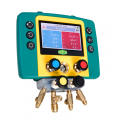 REFCO DIGITALT MANOMETERSTÄLL REFMATE-4 CA-TC 4688130