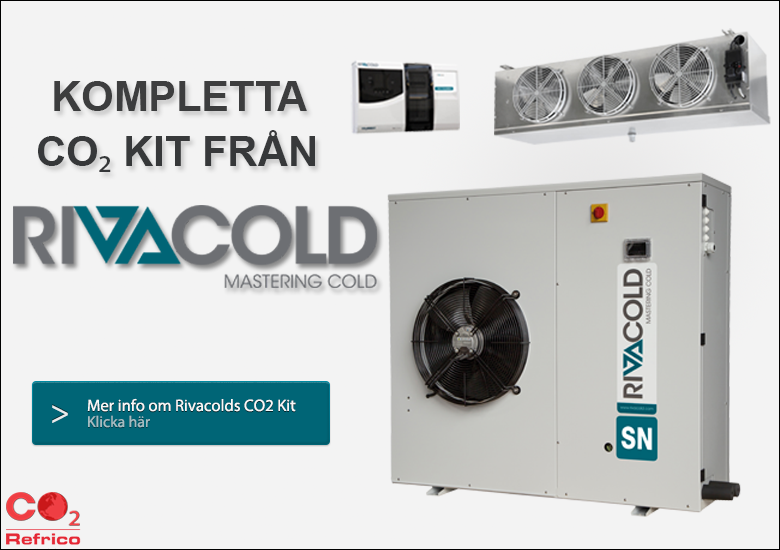 Rivacold CO2NNext Komplett Kit