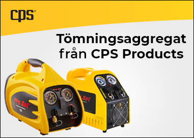 CPS Products Tömningsaggregat